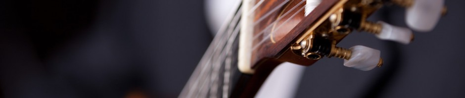 Portland classical guitar